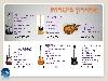 גיטרות חשמליות באיכות גבוהה מאוד ובמחירי רצפה